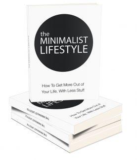 The Minimalist Lifestyle MRR Ebook