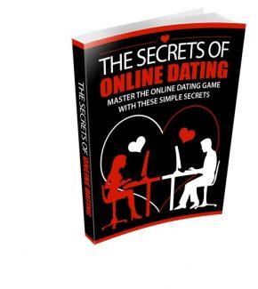 The Secrets Of Online Dating MRR Ebook