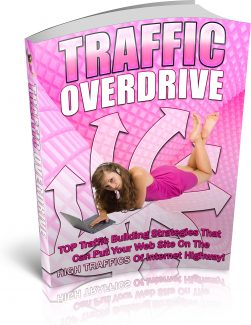 Traffic Overdrive PLR Ebook