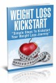 Weight Loss Kickstart MRR Ebook