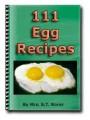 111 Egg Recipes Resale Rights Ebook
