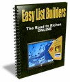 Easy List Builders MRR Ebook