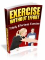 Exercise Without Effort Mrr Ebook