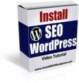 Install Seo Wordpress MRR Video