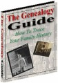 The Genealogy Guide : Trace Your Family History MRR Ebook