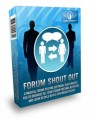 Forum Shoutout Resale Rights Software