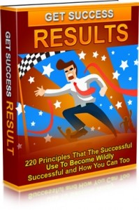 Get Success Results Mrr Ebook