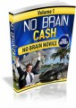 No Brain Cash MRR Ebook