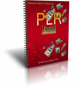 Plr Empire MRR Ebook
