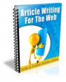 Article Writing For The Web Newsletter PLR ...
