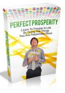 Perfect Prosperity Mrr Ebook