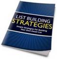 Simple List Building Strategies Resale Rights Ebook