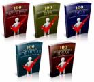 5 PLR EBooks Package V10 Plr Ebook