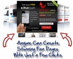 Amazing Fan Page Templates Personal Use Template