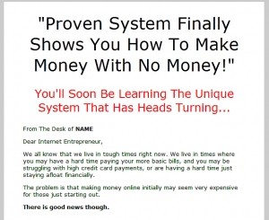 Make Money With No Money Down Mrr Video