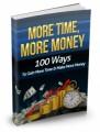 More Time More Money Mrr Ebook