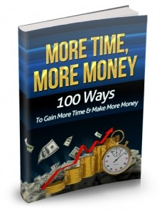 More Time More Money Mrr Ebook