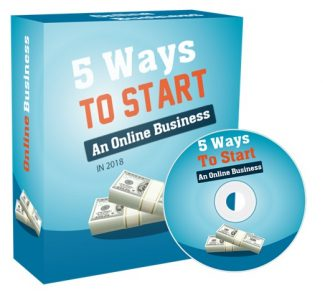 5 Ways To Start An Online Business Personal Use Video With Audio