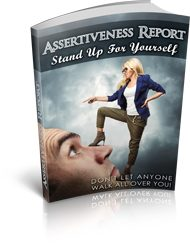 Assertiveness Report Resale Rights Ebook