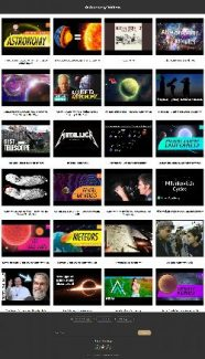 Astronomy Instant Mobile Video Site MRR Software