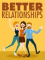Better Relationships MRR Ebook