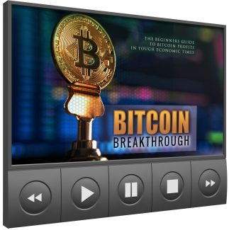 Bitcoin Breakthrough Video Upgrade MRR Video With Audio