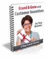 Brand  Grow With Customer Incentives PLR Autoresponder ...