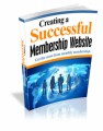 Creating A Successful Membership Website MRR Ebook