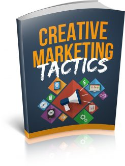 Creative Marketing Tactics MRR Ebook