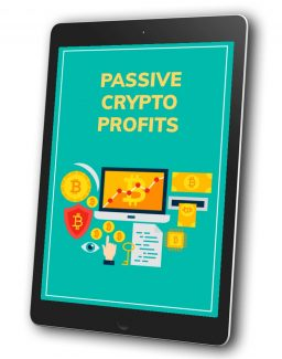 Crypto Passive Profits MRR Ebook With Audio & Video
