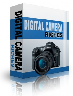 Digital Camera Riches Resale Rights Ebook With Video