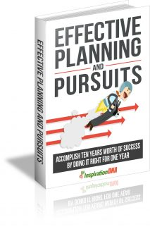 Effective Planning And Pursuits MRR Ebook