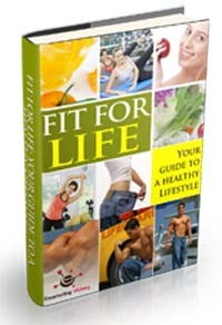 Fit For Life MRR Ebook