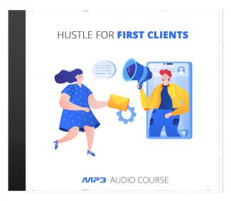 Hustle For First Clients MRR Audio