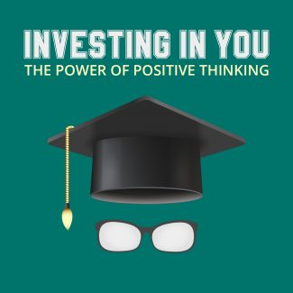 Investing In You The Power Of Positive Thinking MRR Audio