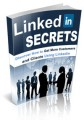 Linkedin Secrets Exposed Give Away Rights Ebook