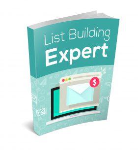 List Building Expert MRR Ebook