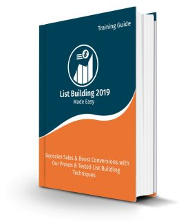 List Building Made Easy 2019 Personal Use Ebook