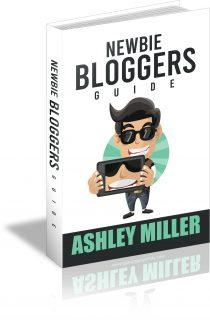 Newbie Bloggers Guide MRR Ebook