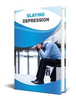 Slaying Depression PLR Ebook