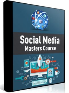 Social Media Masters Course MRR Ebook With Video