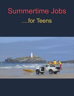 Summertime Jobs For Teens PLR Ebook