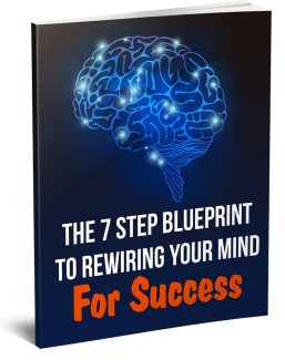 The 7 Step Blueprint To Rewiring Your Mind MRR Ebook With Audio
