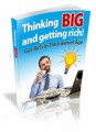 Thinking Big And Getting Rich MRR Ebook