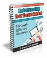 Understanding Your Target Market PLR Autoresponder Messages