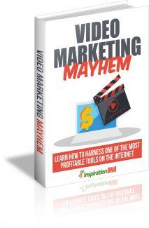 Video Marketing Mayhem MRR Ebook