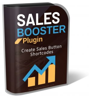 Wp Sales Booster Plugin Resale Rights Software