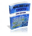 Mailing List Profits 2 MRR Ebook