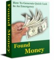 Found Money - 101 Ways To Raise Emergency Money Resale ...