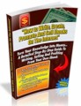 How To  Sell An Ebook On The Internet MRR Ebook